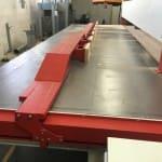 FLS 170- przykładnica, stół roboczy 1500mm