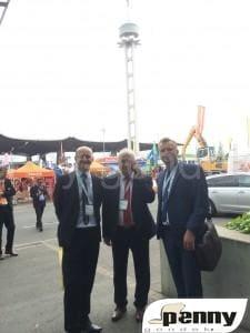 Czteroosobowa delegacja naszej firmy uczestniczyła w targach LIGNA