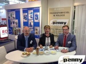 Uczestnictwo w tegorocznych targach Innowacje, Technologie,  Maszyny w Poznaniu