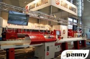 Prezentacja maszyn Störi Mantel na targach LIGNA 2017