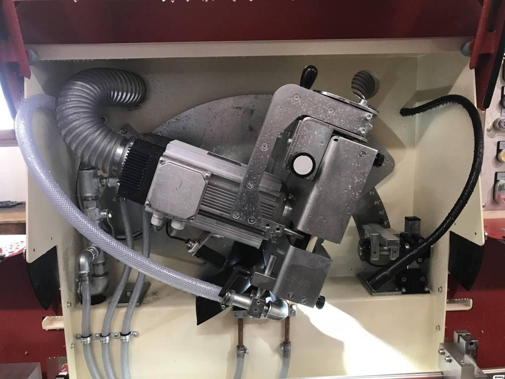 Ostrzarka do pił trakowych CNC SHARK 600G