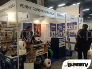 Penny Gondek zadebiutowała na targach STOM – TOOL oraz LASER- TOOL w Kielcach
